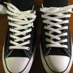 converse all star 100を買いました。