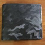 porterの財布に買い換えました。
