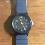 時計の電池ぐらい自分で交換できる大人になろう。