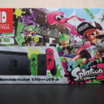 switch買ったよ。