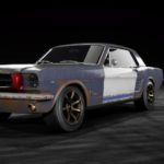 NEED FOR SPEED PAYBACK「MUSTANG 1965」の廃品パーツの場所。