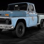NEED FOR SPEED PAYBACK「C10 Stepside Pickup」の廃品パーツの場所。