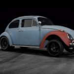 NEED FOR SPEED PAYBACK「BEETLE 1963」の廃品パーツの場所。