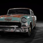 NEED FOR SPEED PAYBACK「Bel Air」の廃品パーツの場所。